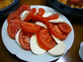 モッツァレッラ トマト
