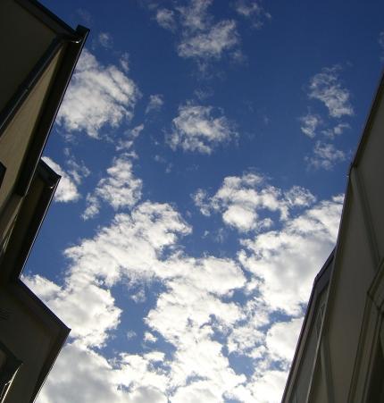 空を見上げたら.。.:*・゜゚・*