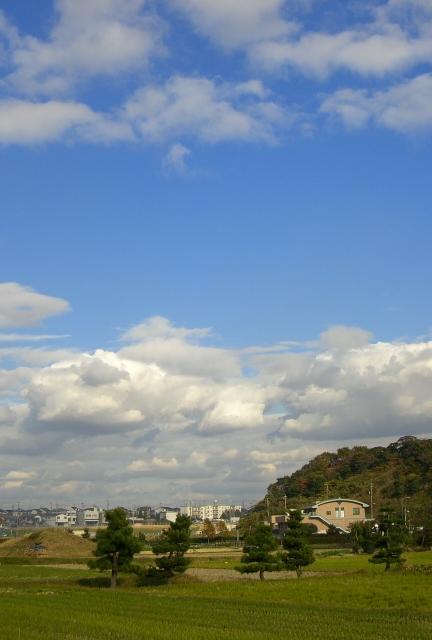 11月18日の空。o○☆*
