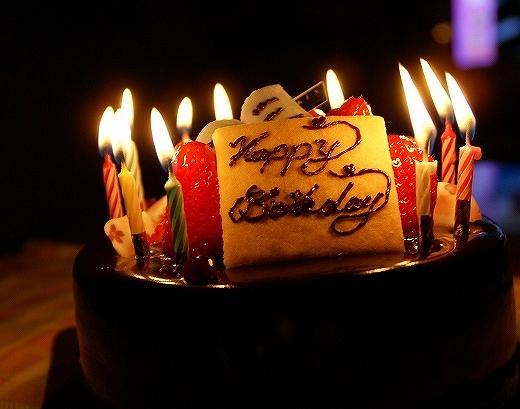 birthday cake☆*