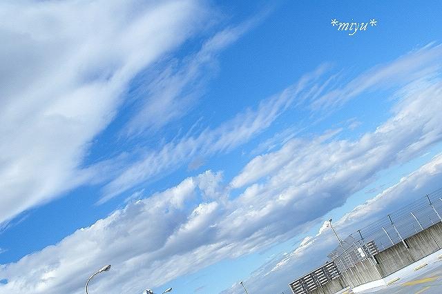 14日の空♪