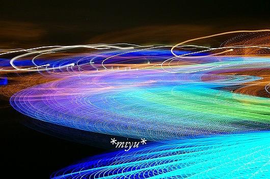 光の曲線。.:*・゚☆.。.:*