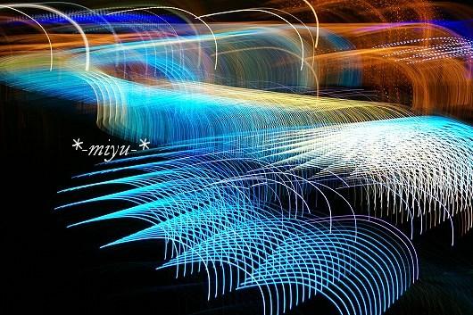 光の波。.:*・゚☆.。.:*