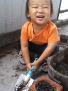 シュンヤ2歳3か月