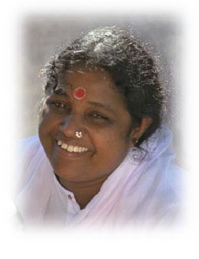 インドの聖者アンマ