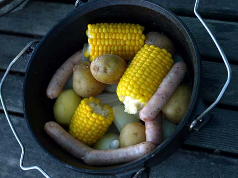 野菜蒸し焼き