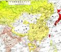 19世紀後半のアジア