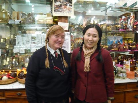 アカボさん&Yasukoさん