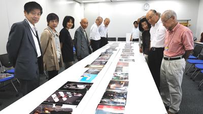 2008.6.30ニコン塾講評中.