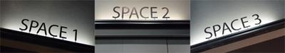 スペース1.2.3
