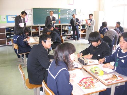 0805-21 学級実態調査
