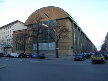 AEG turbin factory by peter behrens