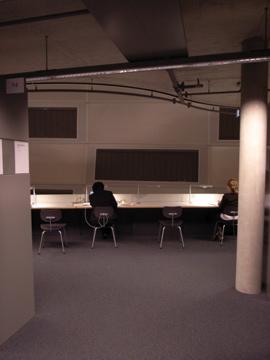Library in Berilin uni membrane structure6
