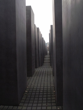 Holocaust-Denkmal Berlin by Peter Isenman