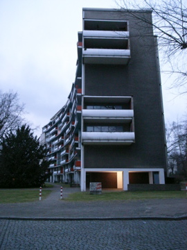 one of IBA project  walter gropius