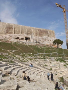 Acropolis in Athens 4