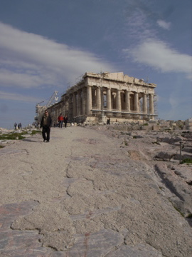 Acropolis in Athens 2