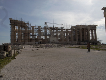 Acropolis in Athens 9
