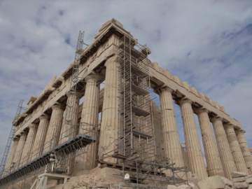 Acropolis in Athens 14