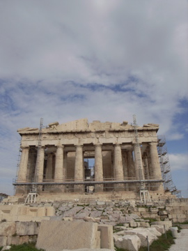 Acropolis in Athens 10