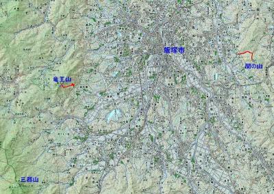 竜王山2006