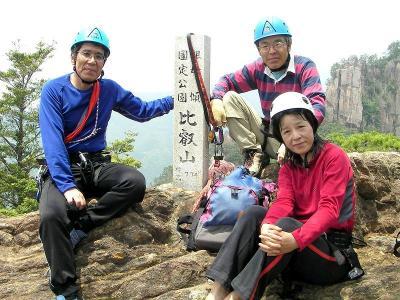 2006.521比叡山 クライミング 001e