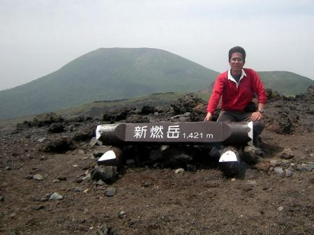 2008.5.31、6.1霧島完全縦走 162