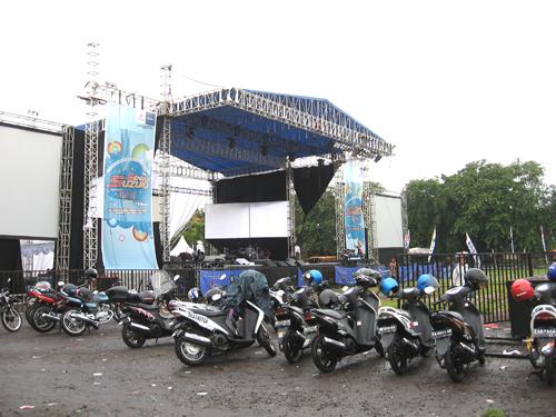 バイク・コンサート予定