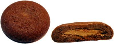 キョロちゃんクッキー<キャラメルクリーム>