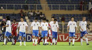 サッカー日本代表オマーン戦アウェイ