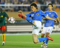 U-23サッカー日本代表反町ジャパンカメルーン戦