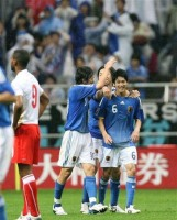 サッカー日本代表岡田ジャパン×バーレーン戦