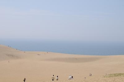 おっきい砂浜!!ってカンジでした^^