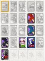 モンスター本80枚紫タグ