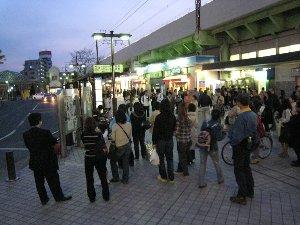 2008.04.05 亀有ストリートライブ2