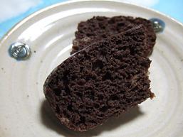 みるまゆチョコバナナケーキ