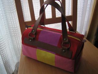 アニエスbのバッグ