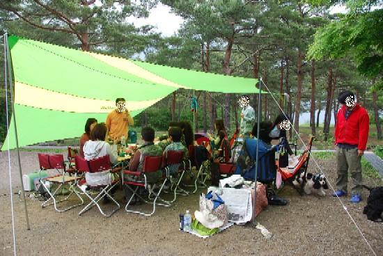 西湖キャンプ 055