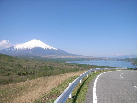 富士山だー\(^o^)/