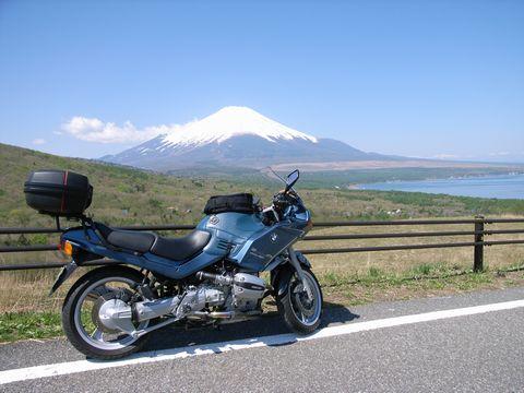RSと富士山