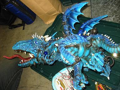 ドラゴン解体中2