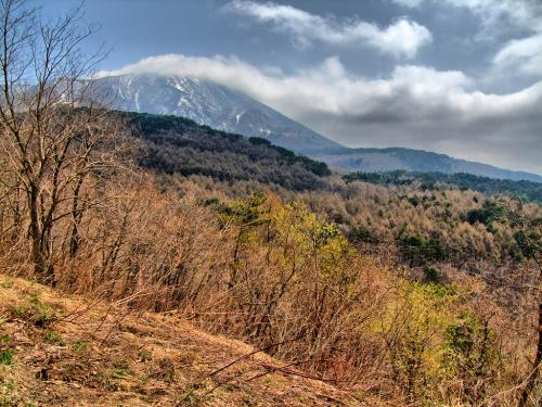 HDR磐梯山01