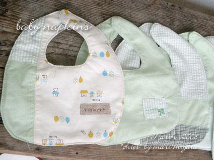 baby napkins g
