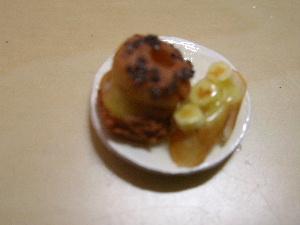 ベーグル・クリームチーズママレード