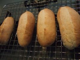 ふくらんだパン