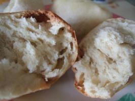 割ったストレートパン