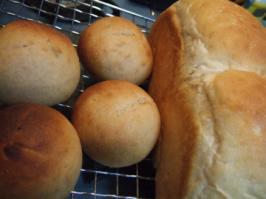 かぼちゃシンプル食パン