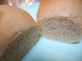失敗ミニ食パン