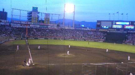 [2008.05.26]野球観戦