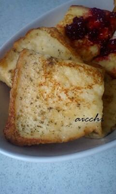 3種のフレンチトースト1